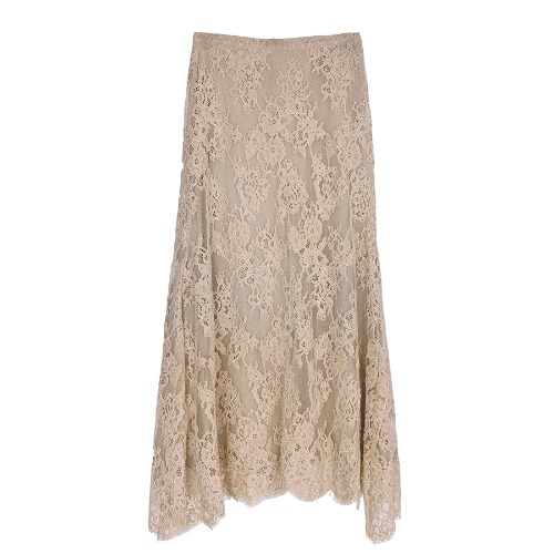 Pure Lace Skirt