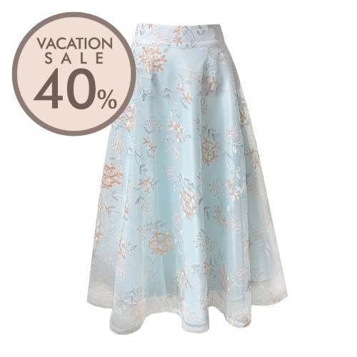 Blooming Skirt